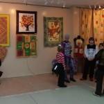 Открытие выставки «Лоскутная фантазия»