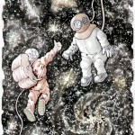 «Два космонавта»  Станислав Ашмарин