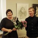 Татьяна Пястолова и Александр Фёдоров