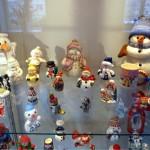 коллекция снеговиков