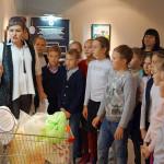 """Экскурсия по выставке """"Люди и мусор: кто кого?"""""""