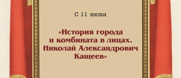 Николай Александрович  Кащеев