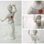 Флакон для духов «Balinese Dancing Lady», производитель «Avon», Франция. 1970-е гг. Ограниченный выпуск, в СССР и России хождения не имел.