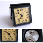 Часы-будильник механические «Заря», Пензенский часовой завод, СССР, 1970-80-е гг.