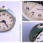 Часы-будильник механические «Севани», Ереванский часовой завод «Севани», СССР, 1970-80 гг.