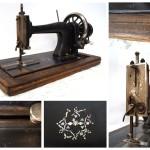 Швейная машина «Singer» 1910 года выпуска. Произведена в городе Elizabeth, New Jersey USA.