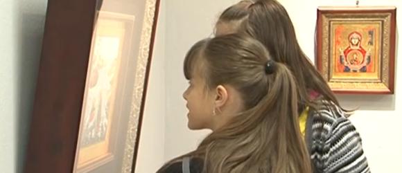 Невьянская икона  миниатюра видео