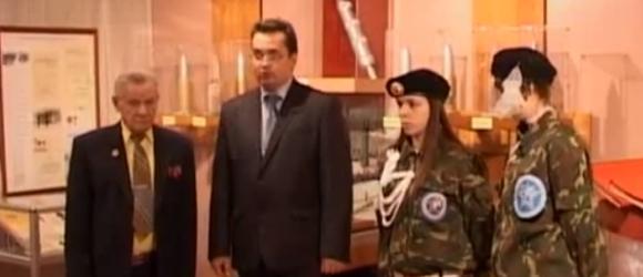 Земля города-героя Волгограда передана музею миниатюра видео