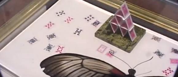выставка микроминиатюр миниатюра видео