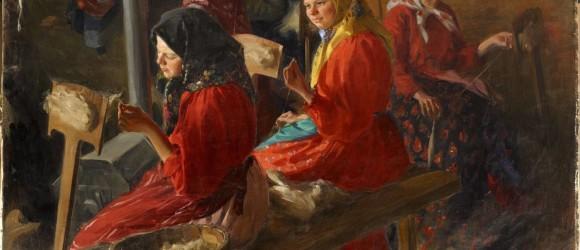 Куликов Иван Семенович - пряхи, 1903