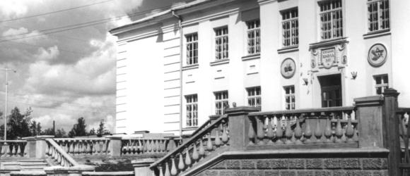 школа № 67, 1960-е, фото из архива музея