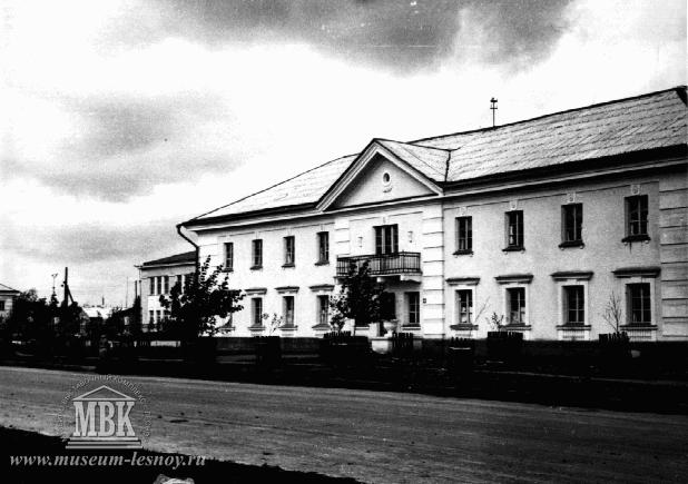 Ленина, 54. Здесь располагалась музыкальная школа, сейчас работает музей.