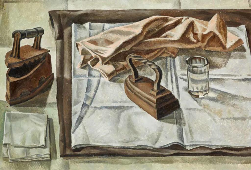 Валерий Иванович Живулин, «Старые утюги», 1974