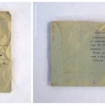 Чернильные таблетки (фиолетовые). 1954 г. Фабрика им. Л.Б. Красина, г. Москва
