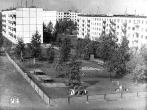 Первый детский стадион, 1979 г.