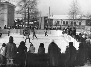 Детский стадион «Юность», 1980 г.