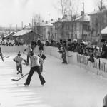 Детский стадион «Юность», 1980