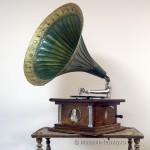 Граммофон «Saturn», торговая марка S.C.M., США, начало ХХ в.