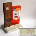 Сувенир от делегации г. Пенза-19, 1975 г.