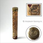 Флакон с таблетками «DIPLOSAL», противовоспалительное средство. Фармацевтическая компания «С. Ф. Берингер и сын» (C. F. Boehringer & Soehne, Mannheim-Waldhof), Мангейм, Германия, 1872-1930 гг.