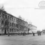 Военный городок, 1970–1972 г.