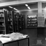 Библиотека в/ч 01060, 1970-е.