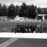 Праздник «Мы строим коммунизм» на стадионе «Труд», 1970 г.