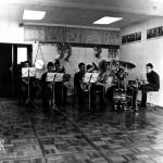 Репетиция оркестра, в/ч 01060, 1970-е