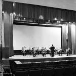Репетиция оркестра, в/ч 01060, 1970-е гг.
