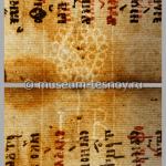 Филигрань «Виноград» с литерами «LB», Франция, нач. XVII в.