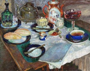 Эйферт Владимир Александрович, «Натюрморт», 1939 г.