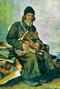 И. Творожников. Паломник, 1916