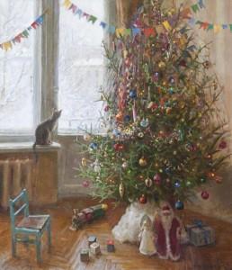 Владимир Акиншин, Новый год.