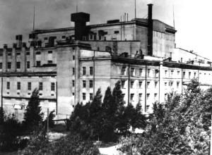Здание Первого цеха, 1970-е гг.