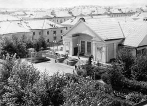 Клуб молодёжи, август 1965 года